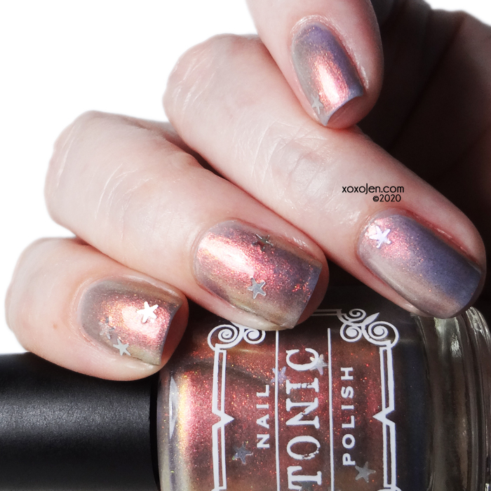 xoxoJen's swatch of Tonic Sweet Dreams