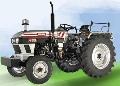Tractorate Eicher 485 Super Di