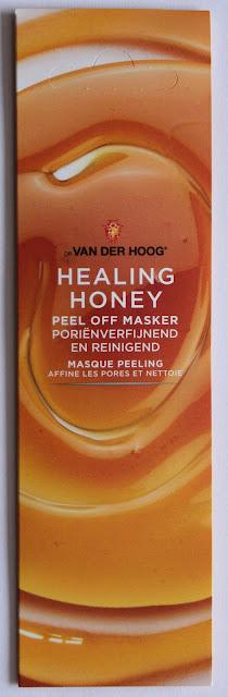 Healing Honey Peel-off masker