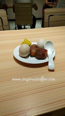 cara mencari sarapan halal di china