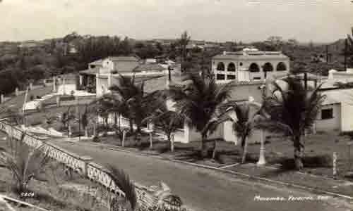 Historia del Hotel Mocambo