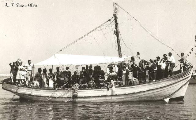 Arribada dels catalans a l'Alguer