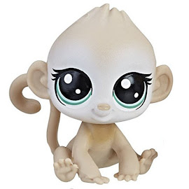 Littlest Pet Shop Series 1 Family Pack Mimsy Monkeyford (#1-140) Pet