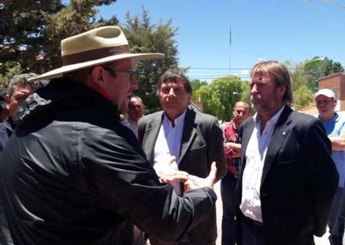 Jujuy y Tarija trabajan en la conectividad vial en La Quiaca