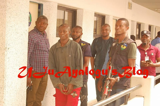 How We Crossed A River & Forest In Rivers State To Kill People Celebrating New Year – Okutubo, Don Wanny's Senior Gang Member Confesses (Photos)