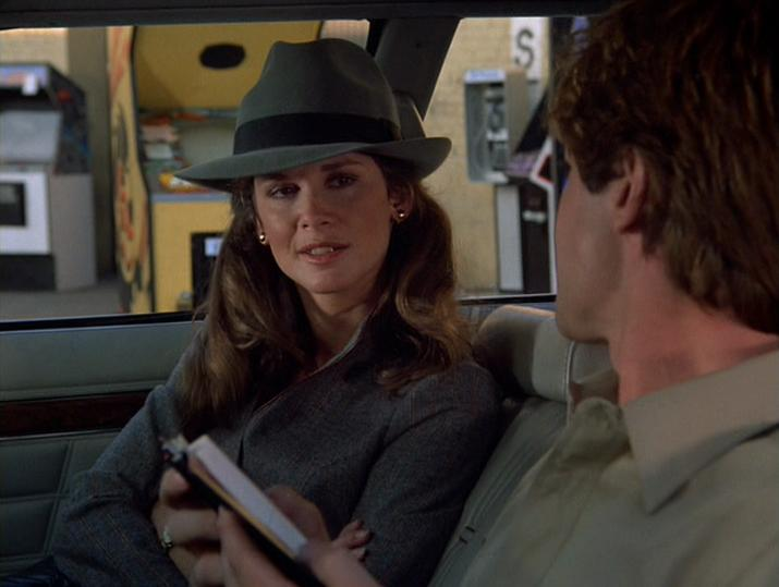 Hot stephanie zimbalist On and