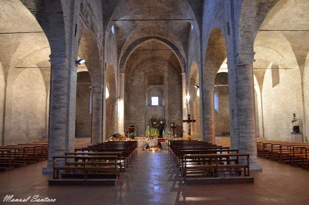Morro d'Oro, Abbazia di Santa Maria di Propezzano