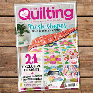Love Patchwork and Quilting Issue 71
