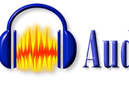 Software audio dan edit audio linux dengan software Audacity