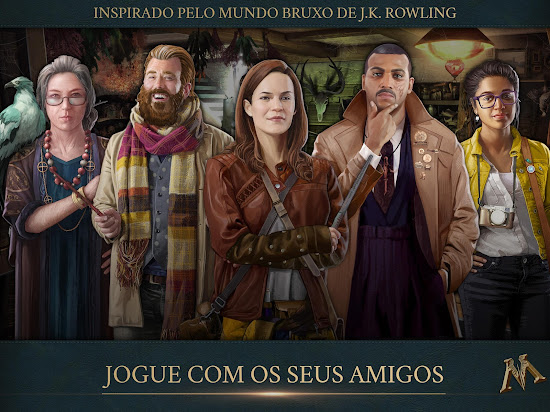 Warner Bros. lança jogo 'Animais Fantásticos: Casos do Mundo Mágico' | Ordem da Fênix Brasileira