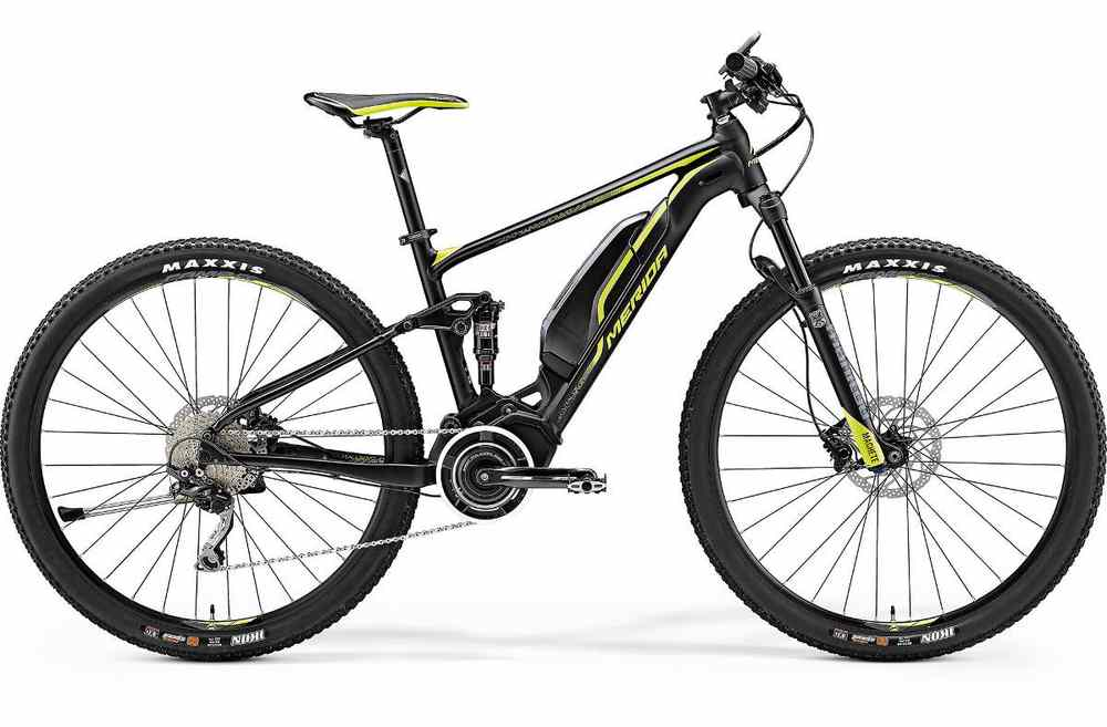 bicicleta electrica de montaña Eone Emtb twenty MERIDA