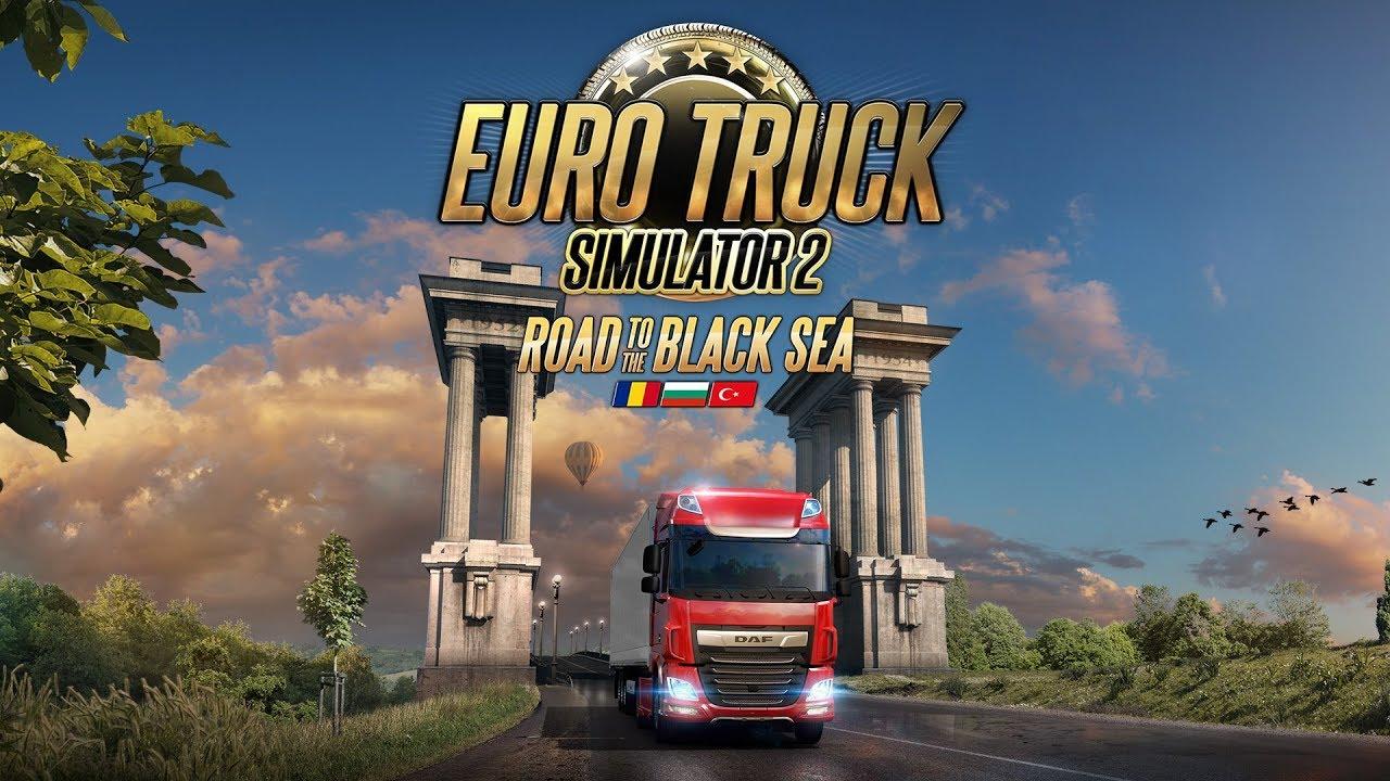 Link Tải Game Euro Truck Simulator 2 Việt Hóa Road to the Black Sea Miễn Phí Thành Công
