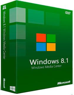 Windows 8.1 Pro Media Center