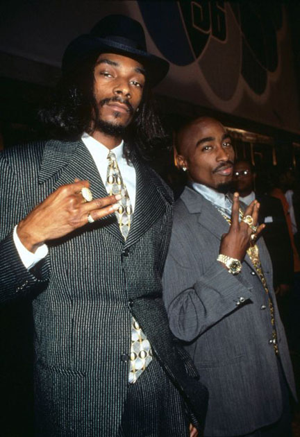 TUPAC AND SNOOP DOGG - WESTSIDE WILDSTYLE (DJAYTIGER MASHUP)