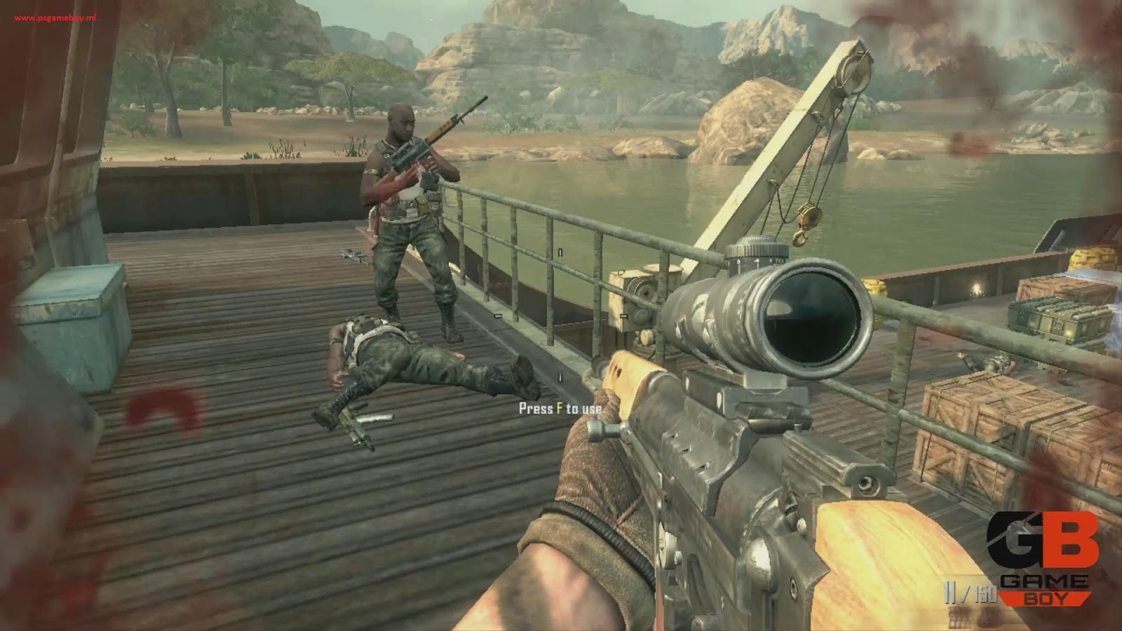 Download call of duty black ops 2 highly compressed in parts