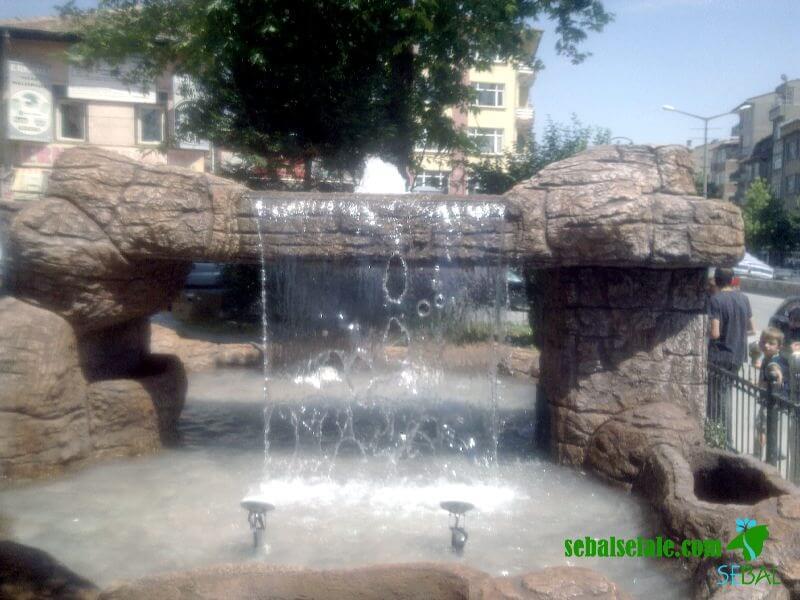 Belediye havuzu