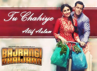 Tu Chahiye Harmonium Notes from Bajrangi Bhaijaan