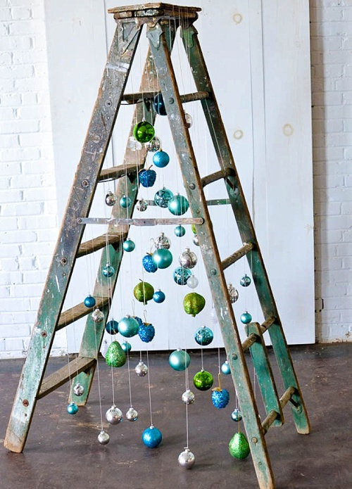 ladder tree