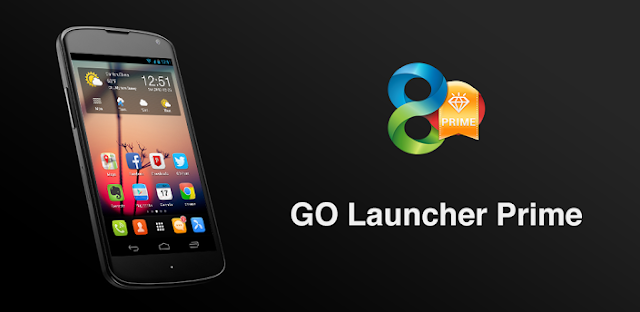 G-Droid: GO Launcher EX APK 4 11 FINAL Prime ( FULL UPDATED )