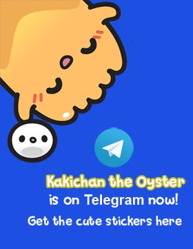 Kakichan The Oyster on Telegram