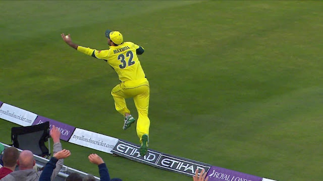 New ICC Rules : CATCHES