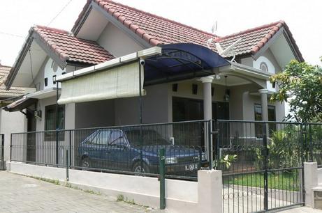 gambar model garasi rumah minimalis modern terbaru 2014