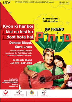 My Friend Pinto 2011 Full Movie Download in 720p HD