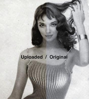 gambar berubah gelap saat diupload ke blogspot