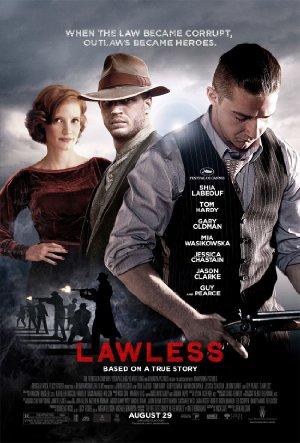 Film Lawless (2012)