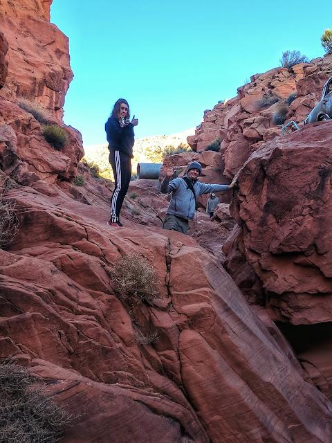 Catstair Canyon - Paria Utah