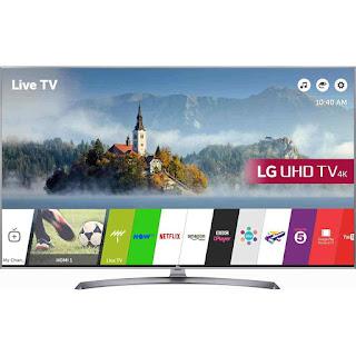 LG 60UJ750V 4k LED TV