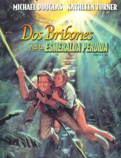 dos bribones tras la esmeralda perdida latino