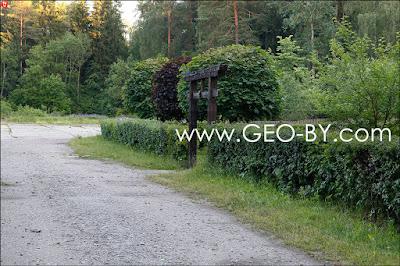 Ворота-тории в Беларуси