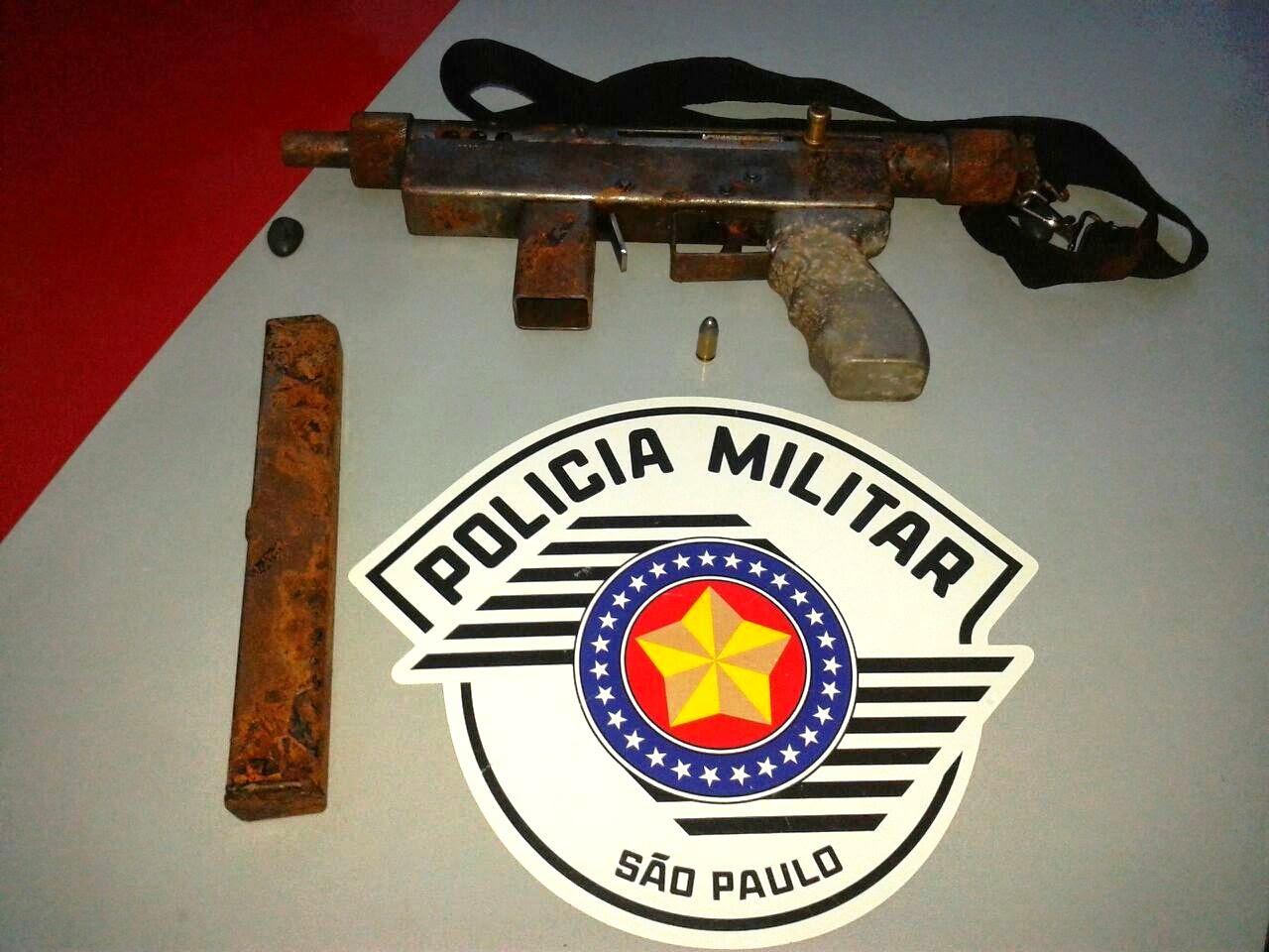 Pol cia for Uso e porte de arma