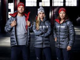Alemanha apresenta uniforme de seus atletas para PyeongChang 2018 e8593d8f6a4f2