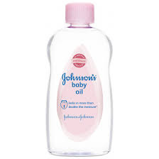 johnson's oil