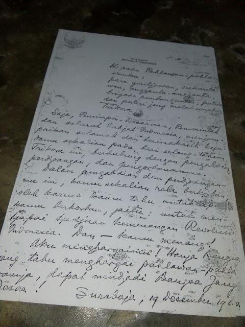Dokumen Veteran Mbah Supiyar