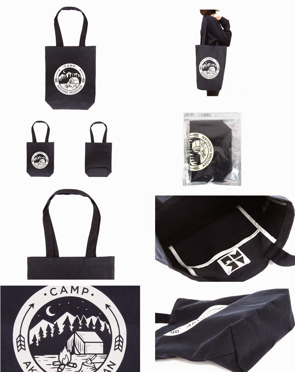 kedai kpop my   out of stock   merchandise  akdong musician - akmu camp official goods