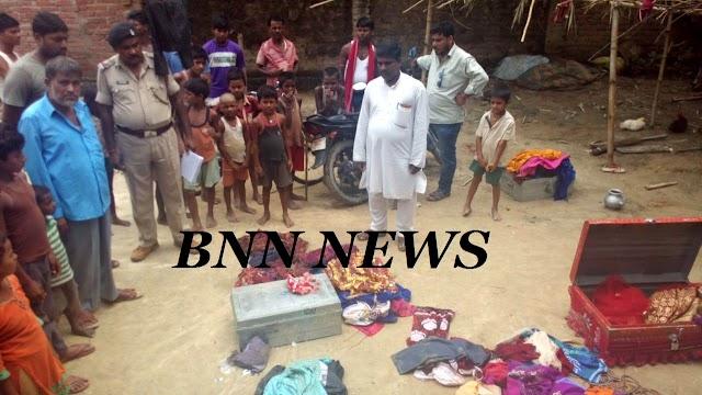 अरेड़ के छह घरों में लाखों के जेवरात समेत 28 हजार नकद की चोरी