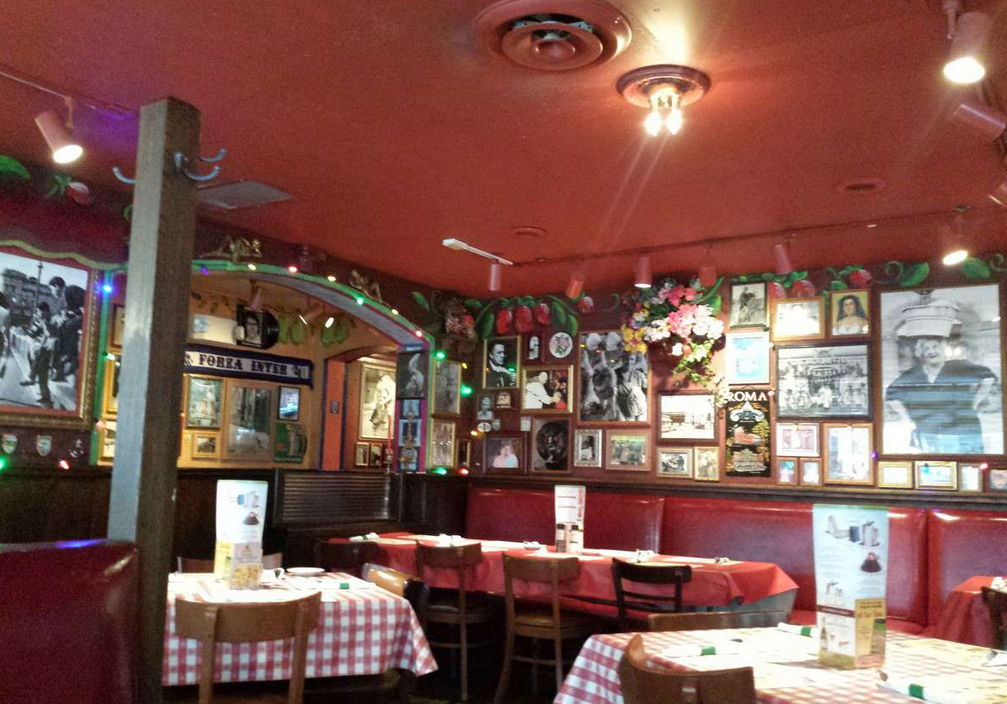 Buca di Beppo Downtown Indianapolis Wedding Venues