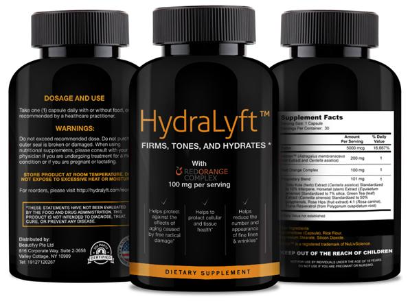 Hydralyft - Anti-Aging Supplement