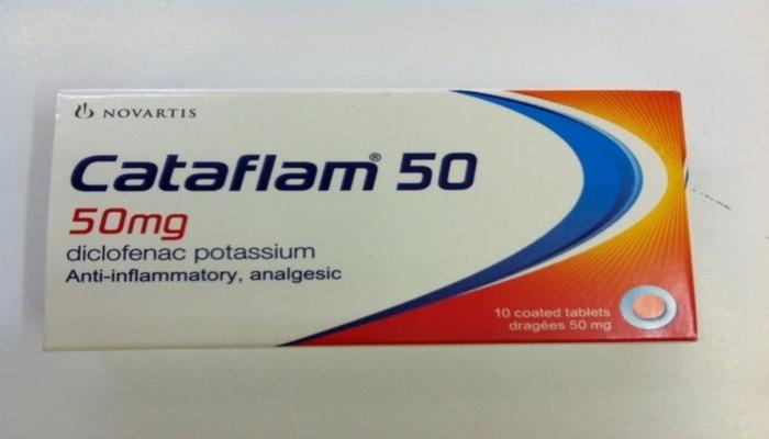 Cataflam Obat Sakit Gigi