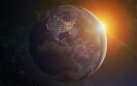 Earth. (Credit: © SkyLine / Fotolia) Click to Enlarge.