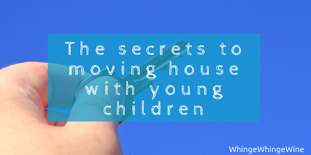The secret top tips for moving house with young children