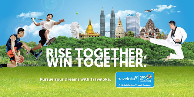 Jom ke Booth Traveloka di KL2017