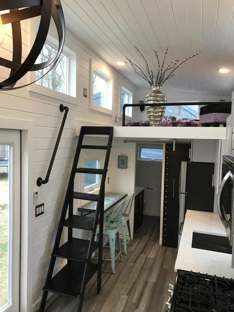 Tiny House Town The Montauk From Tiny Hamptons Homes