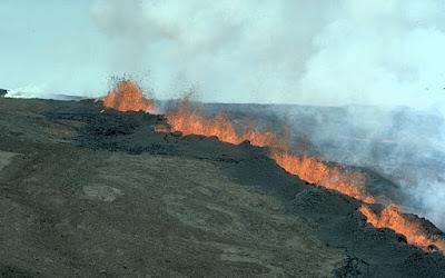 Tipe-Tipe Erupsi Gunung Api