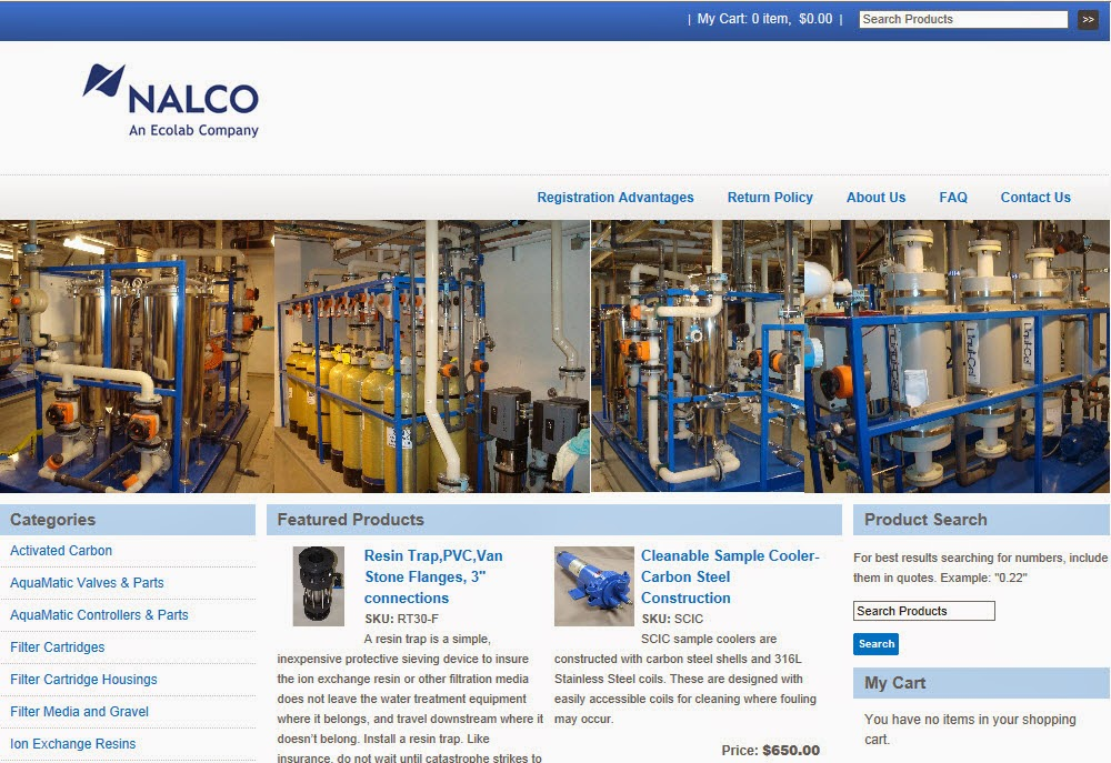 Res Kem Blog Water Treatment Ecommerce Site Open For Business