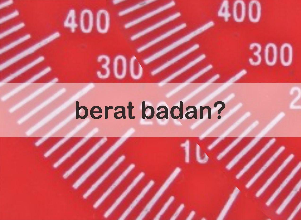 Tag: cara menambah berat badan dengan cepat