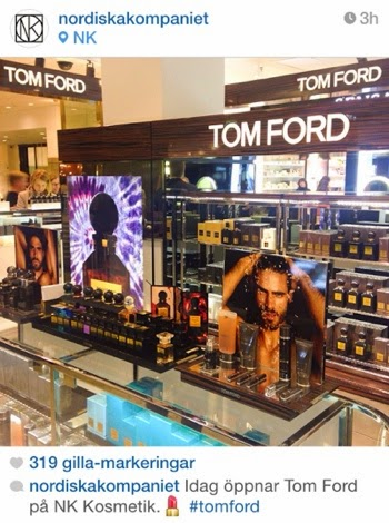 Tom Ford at the Mothership [NK]